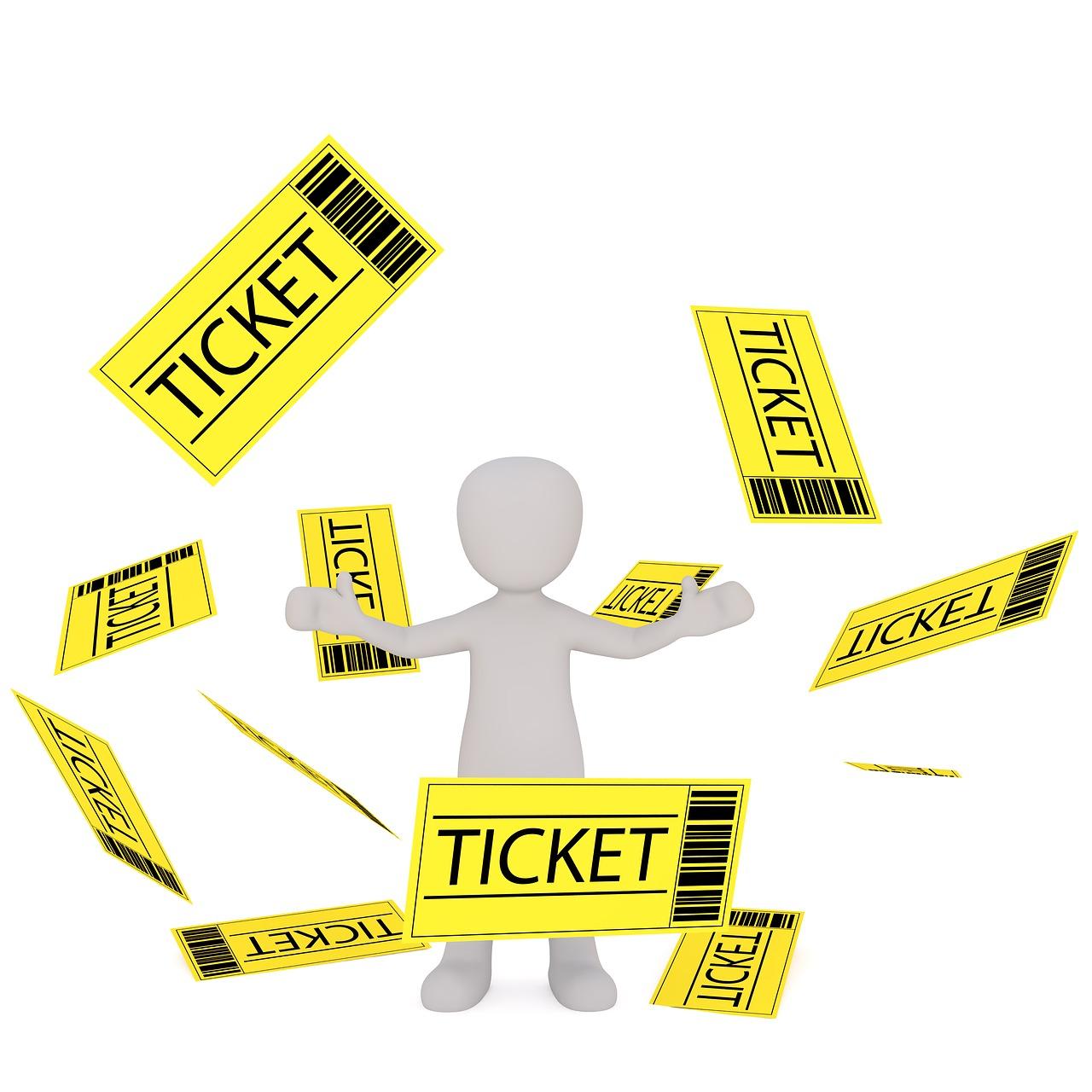 golden tickets