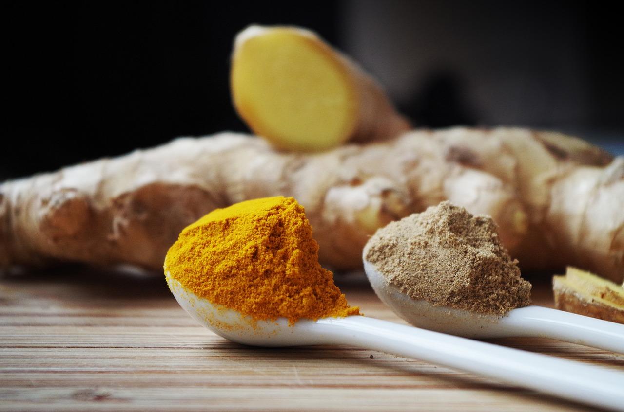turmeric spices