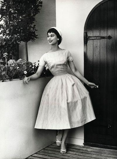 fashion 1955