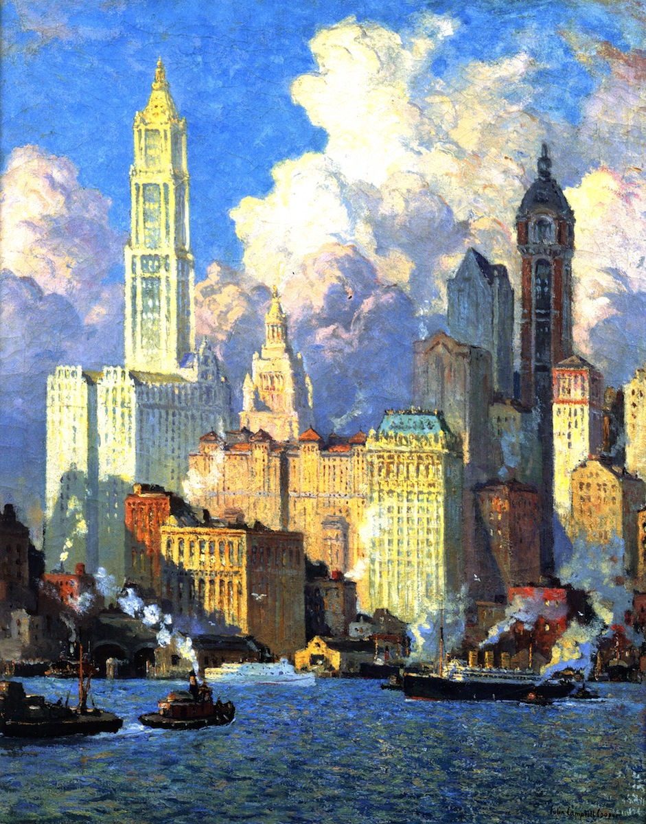 New York Colin Campbell Cooper