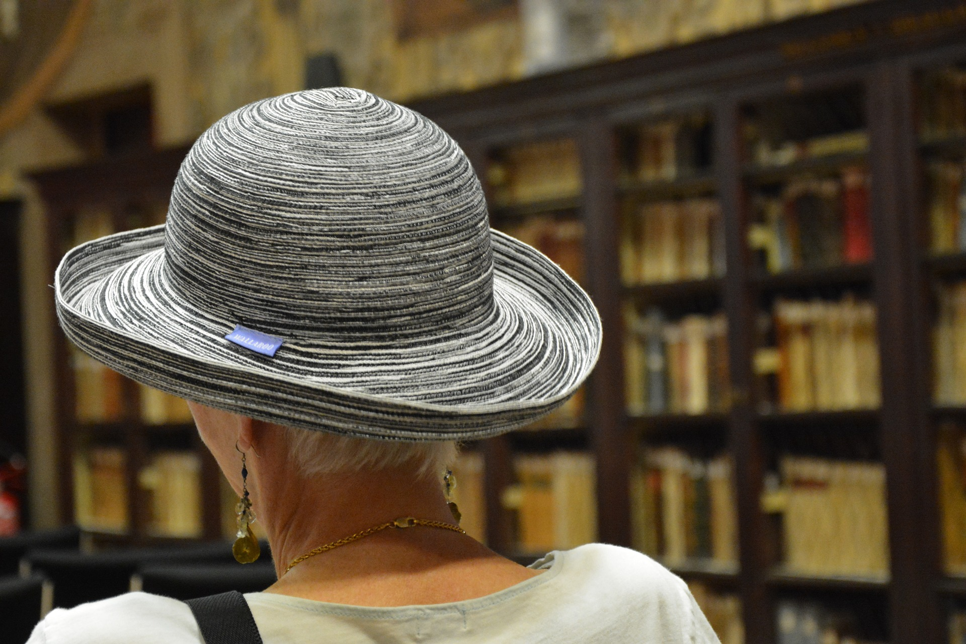 hat library