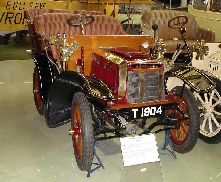 motor car 1904