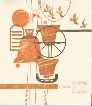 wedding telegram 1976